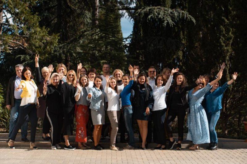 Знакомство отельеров Крыма и Москвы